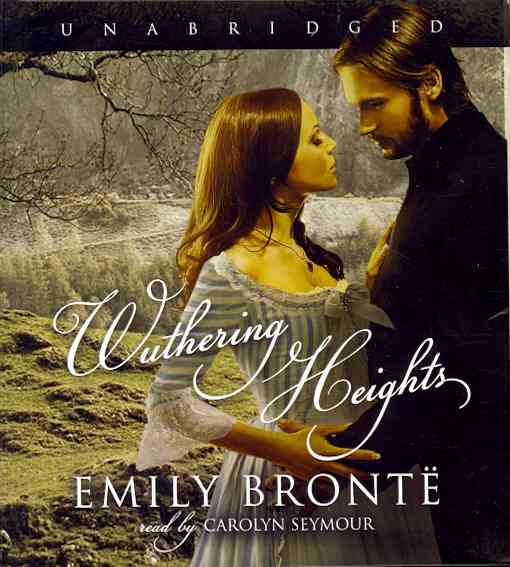 [CD] Wuthering Heights By Bronte, Emily/ Seymour, Carolyn (NRT)